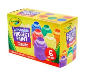 Crayola Paints 6 Count