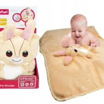 Winfun Smily Play Blanket Cushion Bunny
