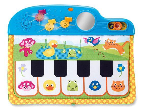 Winfun Sound and Tunes Crib Piano - 1