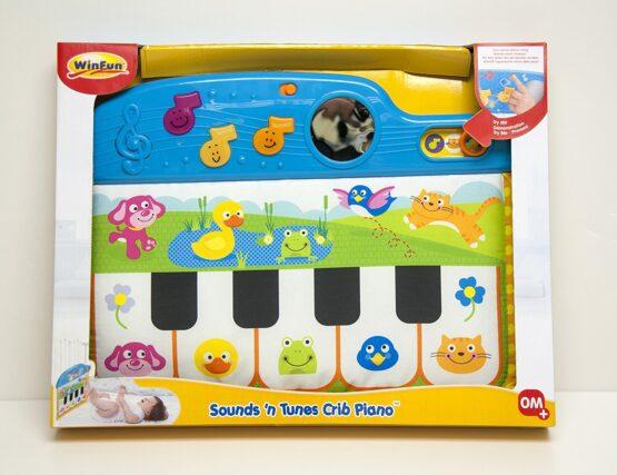 Winfun Sound and Tunes Crib Piano - 5