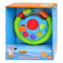 WinFun Baby Musical WinFun Steering Wheel
