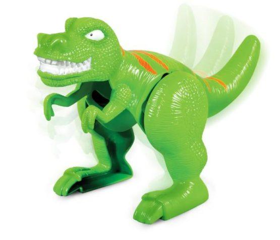Maisto Diecast Dino Escape Playset - 3