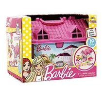 DeDe Barbie House Tea
