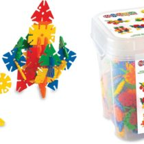 DeDe Magic Puzzle Blocks 400 Pieces