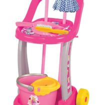 DeDe Barbie Cleaning Trolley