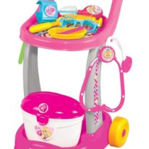 DeDe Barbie Doctor Trolley