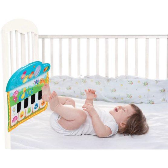 Sound and Tunes Winfun Crib Piano