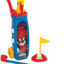 DeDe Spiderman Golf Trolley Set