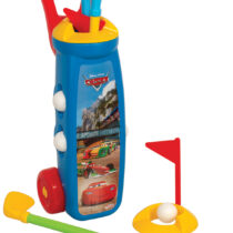 DeDe Cars 3 Golf Arabasi Set