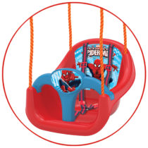 DeDe Spiderman Swing Set