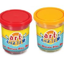Dede Art Craft Play Dough 4 Tub Pack-560 Gr