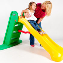 Little Tikes Easy Store Large Slide – Sunshine