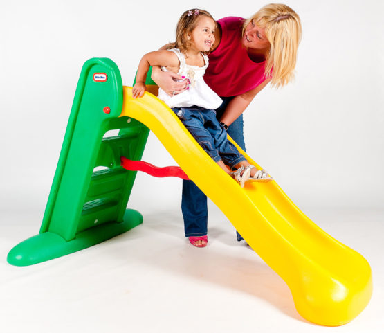 Little Tikes Easy Store Large Slide – Sunshine