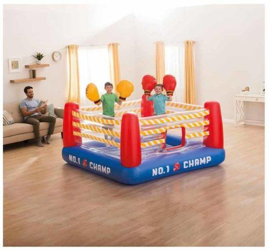 Intex Jump-O-Lene Boxing Ring Inflatable Bouncer