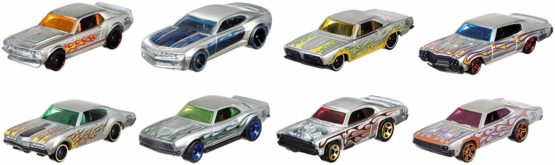 Hot wheels 50th Anniversary Diecast