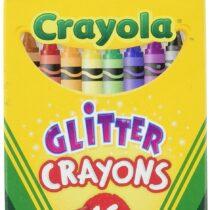 Crayola Glitter Crayons 16