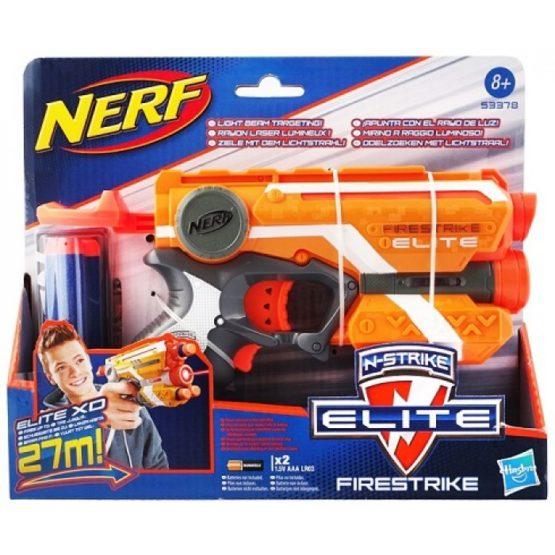 NERF N-strike Elite Firestrike Compact Blaster Targeting Beam - 6