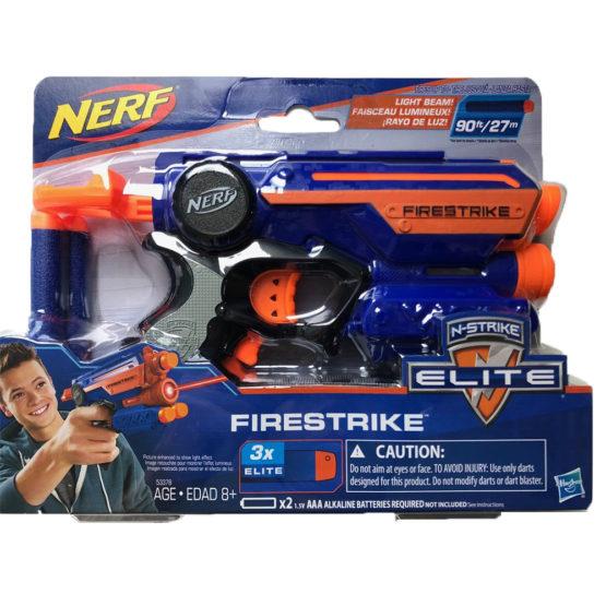 NERF N-Strike Elite FireStrike Compact Blaster