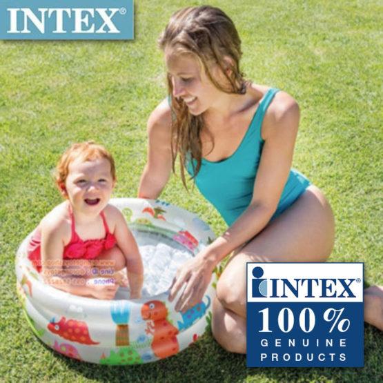 Intex Dinosaur Ring Baby Pool - 3