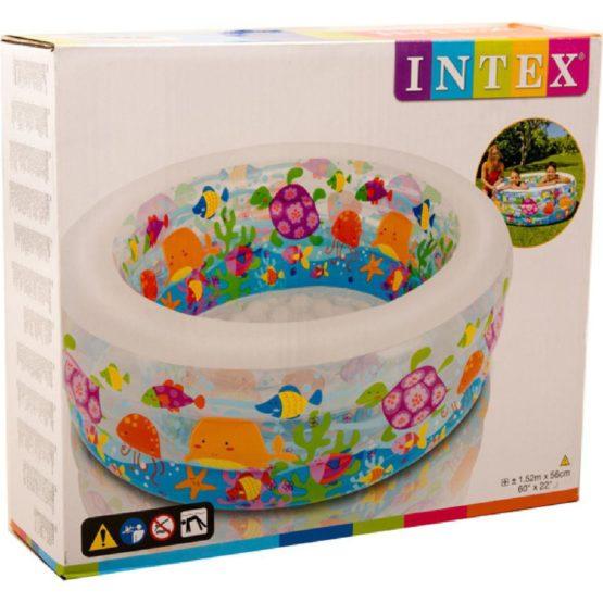 Intex Inflatable Aquarium Swimming Pool - 2