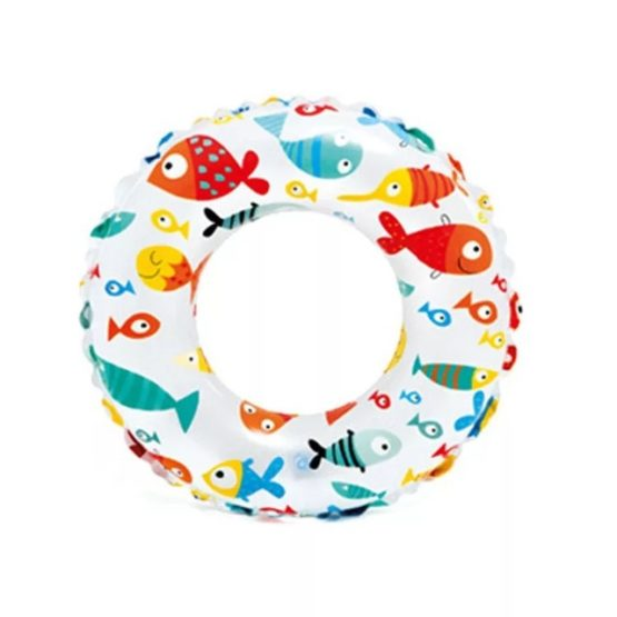 Intex Lively Print Swimming Ring - 2