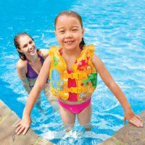 Intex Swimming Vest Child Life Vest Inflatable