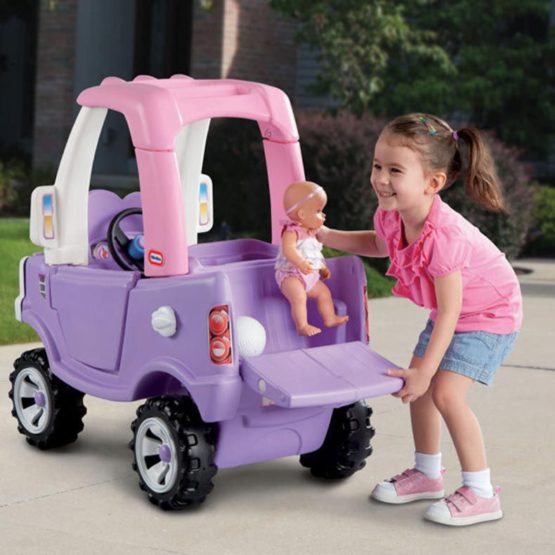 Princess Cozy Truck - 2