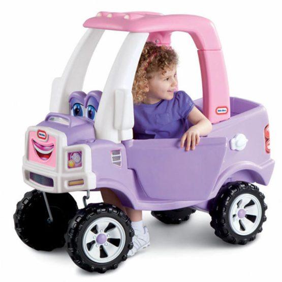 Princess Cozy Truck - 1
