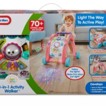 Little Tikes 3-in-1 Activity Walker Pink