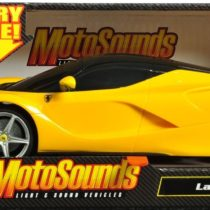 Maisto LaFerrari Motosounds Vehicle Car – Color May Vary