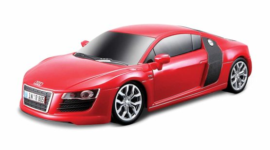 Maisto MotoSounds Audi R8 V10 Vehicle Car - 1