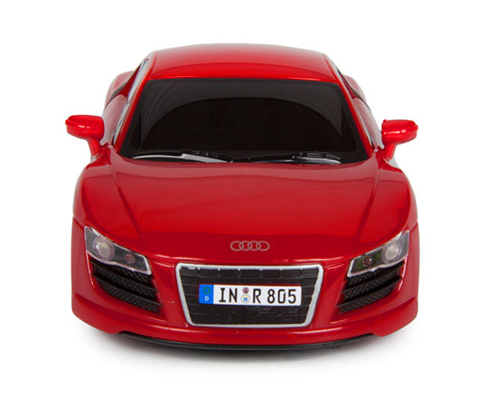 Maisto MotoSounds Audi R8 V10 Vehicle Car - 5
