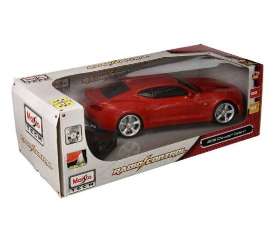 Maisto Tech Remote Controlled 1:14 New Camaro Car - 3