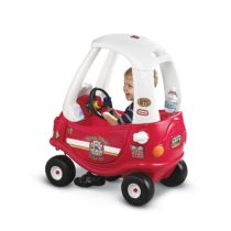 Little Tikes Fire Ride N Rescue Cozy Coupe