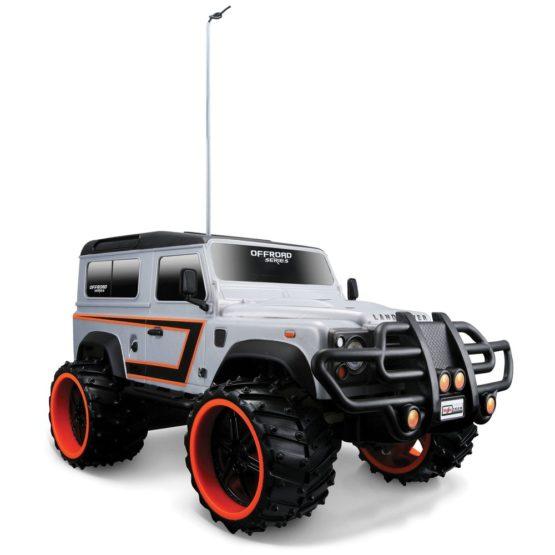Maisto Remote Control Scale 1:16 Jeep Land Rover Defender - 3
