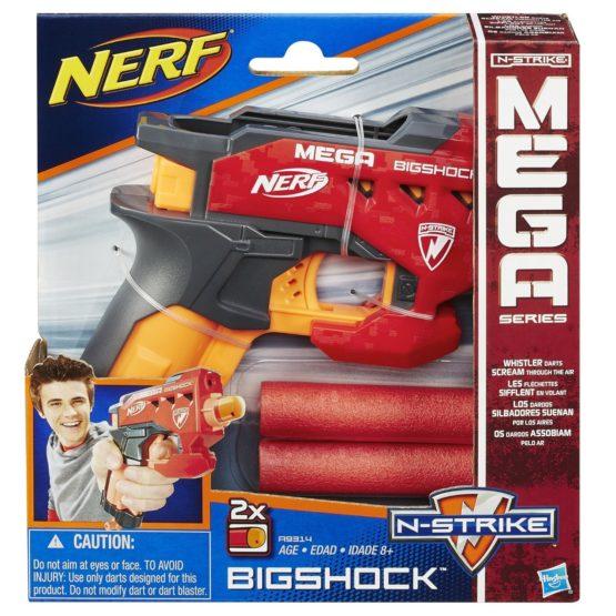 Nerf N Strike Mega BigShock Blaster