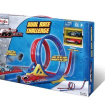 Maisto Fresh Metal Dual Race Challenge Playset