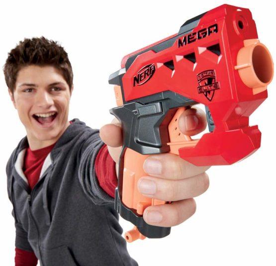 Nerf N Strike Mega BigShock Blaster - 4