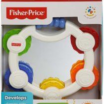 Fisher Price Shake and Beats Tambourine Mirror