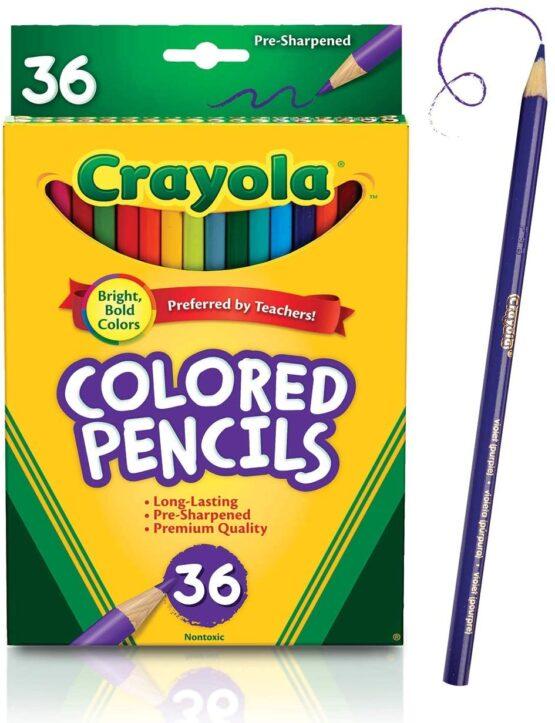 Crayola Pencils 36