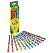 Crayola Twistables Colored 12 Pencils