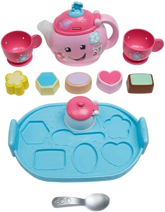 Fisher Price Laugh and Learn Sweet Manners Tea Playset-5