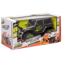 Maisto Remote Control Jeep Wrangler Rubicon – Color May Vary