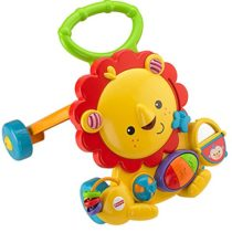 Fisher Price Musical Lion Walker – HAT