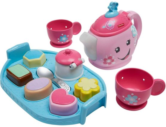 Fisher Price Laugh and Learn Sweet Manners Tea Playset