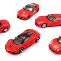 Ferrari Collection Package 5 Cars