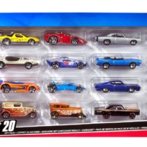 Hot Wheels Multipack Gifit Pack – Color and Style May Vary-HAT