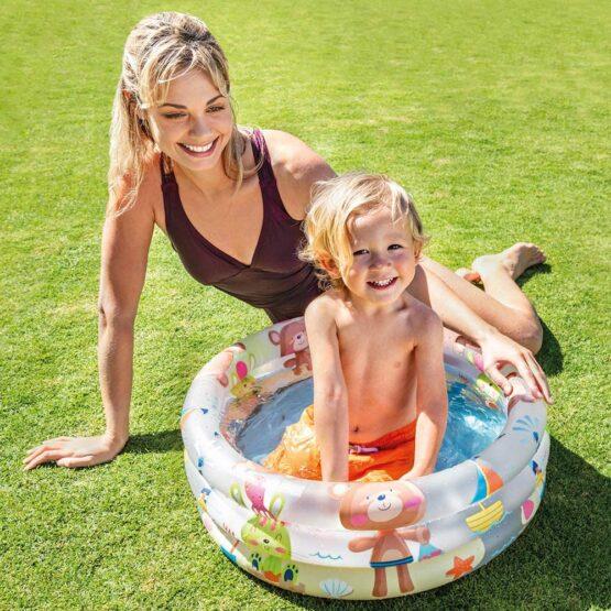 Intex Ring Baby Pool – Design May Vary