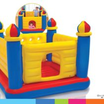 Intex Jump-O-Lene Inflatable Castle Bounce