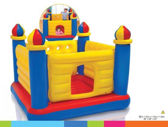 Intex Jump-O-Lene Inflatable Castle Bounce